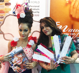 COLORISTA USA BEAUTY EVENT @ CC2