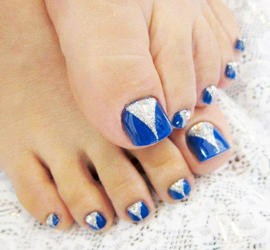 PAMPER YOURSELF BY PEDICURE